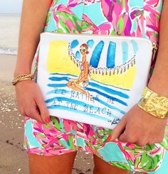 """Bathe at the Beach!"""