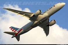 Boeing 787-8 Dreamliner - American Airlines | Aviation Photo #5074351 | Airliners.net