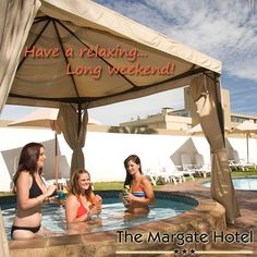It's a long weekend! Time to sit back, relax & take in the sun. Have a wonderful weekend Margate Hotel, Hotel Specials, Sophisticated Wedding, Watch This Space, Gala Dinner, Sit Back, Upcoming Events, Long Weekend, Human Rights