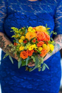 Festive Texas Outdoor Wedding by Cory Ryan Photography – KnotsVilla