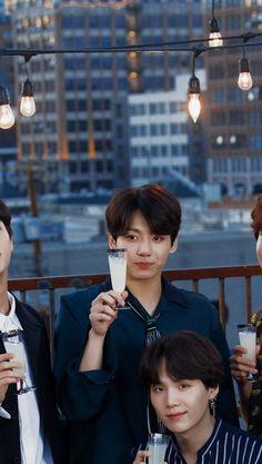 Jk drinking *chokes* vodka since when???!!!