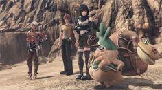Xenoblade Chronicles X, Wii U