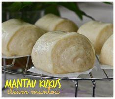 Indonesian Medan Food: Best Mantau dan Bak Pao ( Best Mantou and Pau)