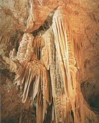 Caves, Grotto, Jeita, Lebanon Photos: millions of years of natural construction.