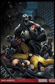 symbiote takeover