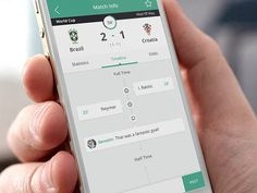 25 Gorgeous Examples Of Timeline In Mobile Apps UI Design - Smashfreakz