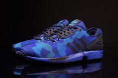 the latest 48d26 254dd adidas Zx Flux Decon (Camo Pack) - Sneaker Freaker