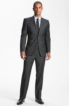 Blue Tailored Fit Suit | gents lookbook | Pinterest | Suits, Fit ...