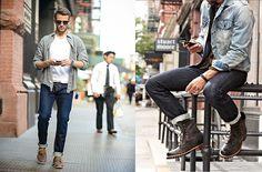 秋冬將至,各類的軍裝風外套、牛仔褲成為街頭型男的必備潮物,鞋子亦然,要成功駕馭秋冬軍裝風格,就要從軍靴開始下手,今天小編就要帶領型男們一起認識各類型的軍靴,進而從中挑選出最適合自己的秋冬必備款。