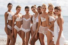 When you wait all year to wear white. | Victoria's Secret
