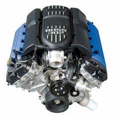 5.0 COYOTE BOSS 302 Motor
