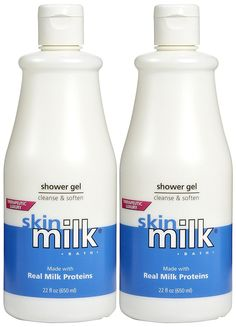 skinMilk Shower Gel - 22 oz - 2 pk ** You can find more details by visiting the image link. (This is an Amazon Affiliate link and I receive a commission for the sales)