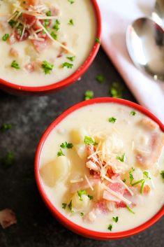 Instant Pot Potato Soup – Six Sisters' Stuff