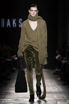 Daks Fall Winter Menswear 2013 Milan