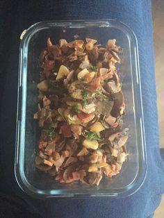 Setas Portobello #delicious #saboresincreibles #ricoysaludable #nutricion #vitalidad #energiadelabuena #proteinavegetal