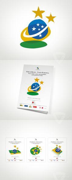 Fundación EuroAmérica -   Foro Brasil - Unión Europea  - www.versal.net • Diseño Gráfico • Identidad Visual Corporativa • Publicidad • Diseño Páginas Web • Ilustración • Graphic Design • Corporate Identity • Advertising • Web Pages • Illustration • Logo