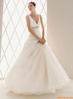 zroszony organzy księżniczka suknie ślubne stylista forum 2012