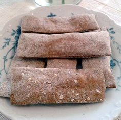 Egy finom Wasa kenyér házilag (súlykontroll) ebédre vagy vacsorára? Wasa kenyér házilag (súlykontroll) Receptek a Mindmegette.hu Recept gyűjteményében! Superfoods, Cake Cookies, Baked Goods, Food Styling, Fine Dining, Food And Drink, Low Carb, Snacks, Vegan