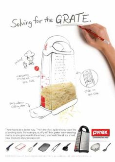 Grate and Measure at the Same Time: Pyrex Box Grater.  http://www.pyrexware.com/index.asp?pageId=11=388=394=70950044720
