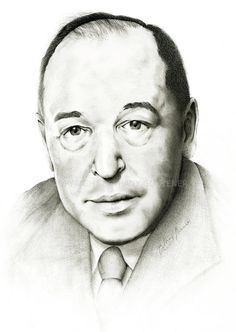 Lewis on Pinterest   Cs Lewis, Chronicles Of Narnia and Narnia