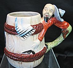 Occupied Japan Mug