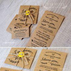 Caixa Rústica: Convite Kraft ▫️Inove com a Caixa Rústica e surpreenda convidados!  ∴ Solicite seu orçamento! www.caixarustica.com  #convite #kraft #casamento #rustico #invitation #rustic #wedding #papelaria #vintage #boho
