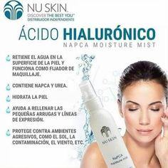 Napca Nu Skin, Home Spa, Anti Aging Skin Care, Body Care, Mists, Beauty Hacks, Moisturizer, Personal Care, Face