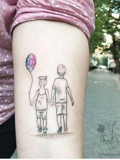 Tatuajes en honor a los hijos #tatuajes #tattoos