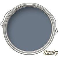 Hemsley Ultra Flat Matt Emulsion Paint - Yenston Tide - 100ml - Tester