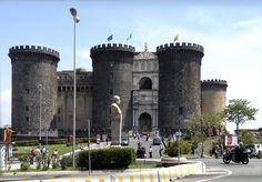 Napoli - Il Maschio Angioino