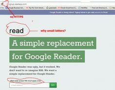 is signup.readapp.com a scam? Beware of Google Reader alternative Scams