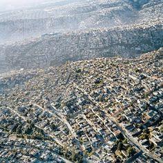 A photograph of Mexico City by Pablo Lopez Luz