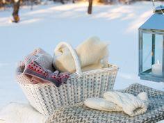 Winter picnic   #RogersWinterWhites