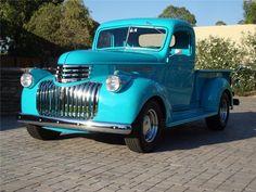 1946 CHEVROLET Lot 123 | Barrett-Jackson Auction Company, Las Vegas, this weekend