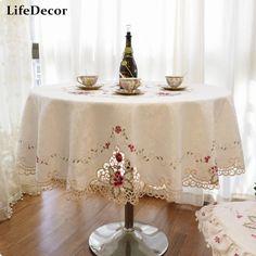 Luxury fashion round table cloth fashion cloth dining table cloth chair covers round tablecloth round table cloth 7098