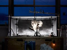 Recreation of epic events with miniatures - Photography by Jojakim Cortis & Adrian Sonderegger: New