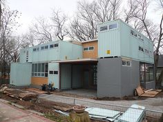 You can slash your construction cost in half by means of using 20 or 40 foot shipping containers as the structural shell, shipping container home construction