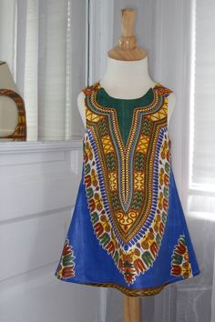 Dashiki Dress :)