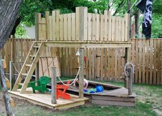 Image result for pirate ship playhouse