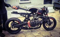 Honda Hornet Cafe Racer