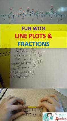 Check out this fun lesson that integrates measurement, fractions and line plots.  A great way to meet data standards while working on other strands simultaneously.