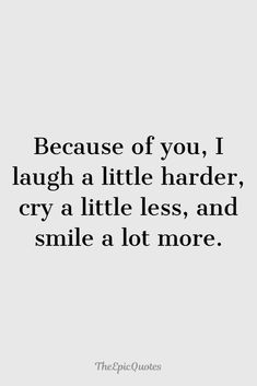 Sweet Quotes for Him to Brings both of You Closer - TheEpicQuotes - To adore your partner its often needed to express our feelings through love quotes and sayings. Bad Day Quotes, Mood Quotes, True Quotes, Quotes To Live By, Qoutes About Love, Quotes About Love And Relationships, Relationship Quotes, Sweet Quotes For Him, Lovers Quotes