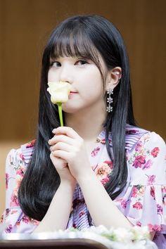 Gfriend-Eunha 180511 『˗ˏˋpinterest ~ SOOKIE ˎˊ˗』 Young Park, Jung Eun Bi, Oh My Heart, G Friend, Music Photo, Queen, Korean Celebrities, Beautiful Asian Girls, Sweet Girls