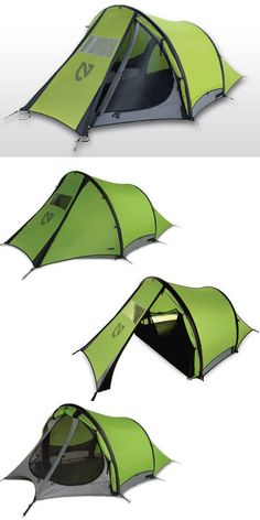 Strange and Creative Camping Tents - camping tents Nemo Morpho - takes 45 seconds to set up. Air poles, instead of real poles. Set up with an air pump!Nemo Morpho - takes 45 seconds to set up. Air poles, instead of real poles. Set up with an air pump! Camping Bedarf, Camping Survival, Family Camping, Outdoor Camping, Outdoor Gear, Family Tent, Camping Lights, Winter Camping, Camping Stuff