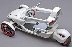 Triciclo-conceito para as grandes cidades - Notícias - Instituto de Engenharia