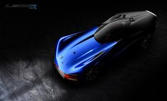 Peugeot Unveils L500 R HYbrid Concept To Show How It Sees The Future of Racing - autoevolution for Mobile