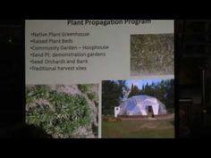 re establish native plants thru using a growing dome