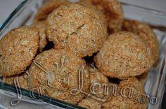 Biscuiti cu nuca de cocos si ovaz(de post) - Pas 10