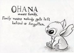 Ohana: for the family picture bulletin board                                                                                                                                                     More