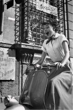 Audrey Hepburn // Audrey Hepburn 1953